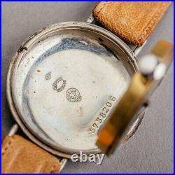 1912 Omega Trench Vintage Rare Military WW1 Borgel style Watch 35 @WatchAdoption