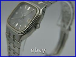 70's vintage watch mens Omega Seamaster TV ref 196.0135 quartz cal. 1342 rare