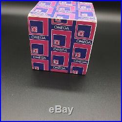 Box Omega Seamaster Ploprof 600 Vintage Comex Rare