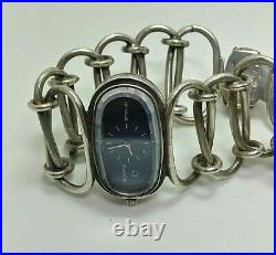COLLECTIBLES STERLING OMEGA DE VILLE Rare Women's Watch, Hand Wound R 711 1894