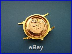 Extremely Rare Vintage 1950's 18K Omega Seamaster Olympic XVI, Cal 471, OT 2850