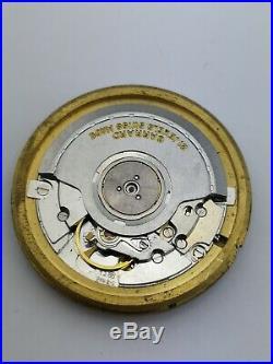 Garrard ETA 2892-2 Rare Watch Movement (Used in Breitling, Omega, Tudor) (Q35)