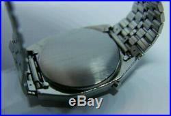 Gent's Rare Vintage 1977/1978 OMEGA Speedmaster LCD Digital Wristwatch Cal 1620