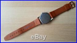 Men's Vintage 1952 Manual Winding Dennison Cased Omega Wrist Watch RARE DIAL
