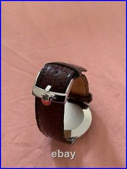 Montre Omega Acier Cal 332 Rare! Vintage, Bumper Automatique, Annee 50