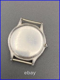 Montre Vintage Omega 2403 Cal. 28 Rare Acier 35mm À Réparer
