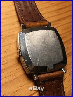 Montre vintage Omega 162.010 Cal. 565 Acier Automatic Rare