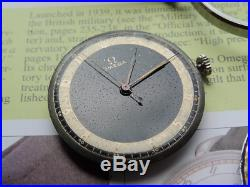 Museum type rare vintage Omega Watch 30t2 SC from 1942