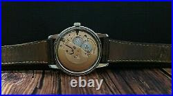 OMEGA SEAMASTER AUTOMATIC cal. 565 VINTAGE 60's SS RARE 24J SWISS WATCH