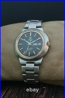 OMEGA SEAMASTER COSMIC 2000 AUTOMATIC VINTAGE 60's RARE SWISS WATCH