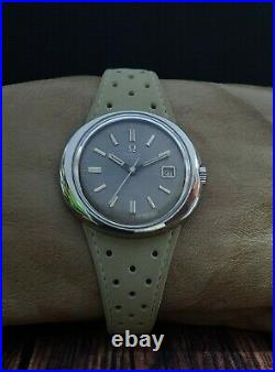 OMEGA SEAMASTER DYNAMIC AUTOMATIC VINTAGE 70's RARE SWISS WATCH