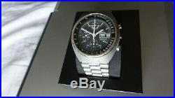 OMEGA SPEEDMASTER AUTOMATIC DAY-DATE VINTAGE WATCH 1970's SPARES REPAIR RARE UK