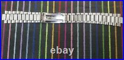 OMEGA SPEEDMASTER/SEAMASTER VINTAGE RARE S/S BRACELET 1125/11(no end links)