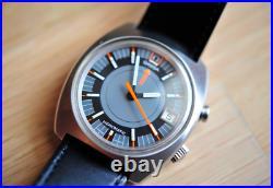 OMEGA Seamaster Memomatic 980 Alarm 166.072 Vintage Very Rare Mint