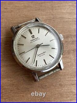 Omega Automatic Seamaster De Ville Cal 671 Lady Rare Vintage Watch