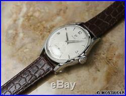 Omega Cal 266 Rare Men Swiss Made Beautiful Manual 36mm Vintage 1955 Watch S173