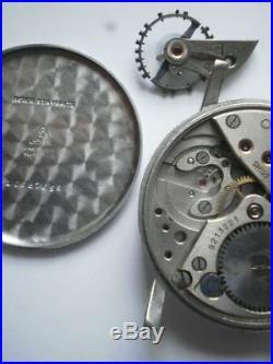 Omega Cal. 30. T1 swiss mechanical military WW2 rare model vintage wrist watch