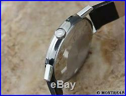 Omega Cal 565 Rare 33mm Men's Swiss Made Stainless Steel Auto Vintage Watch O214