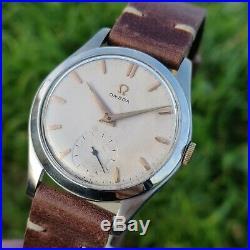 Omega Calatrava Rare Vintage Watch ref 2503 cal. 266 year 1952 Rare