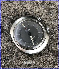 Omega Chronostop Geneve Cal 865 Ref 145009 Vintage Rare
