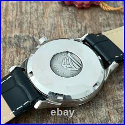 Omega Constellation Rare Crosshair Vintage Men's Watch 1962, Serviced + Warranty