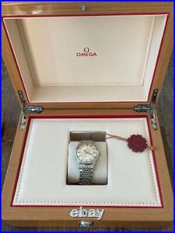 Omega Constellation Rare Pie Pan Vintage Men's Watch 1961, Serviced + Warranty
