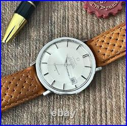 Omega Constellation Rare Pie Pan Vintage Men's Watch 1966, Serviced + Warranty