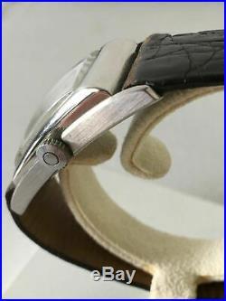 Omega Drivers Deco Rare Vintage Asymmetrical Case Mechanical Watch Tank