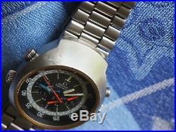 Omega Flight Master Vintage Rare Watch