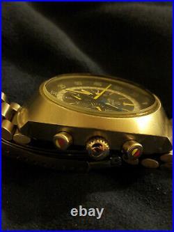 Omega Flightmaster Watch vintage rare
