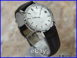 Omega Geneve Cal 613 Rare Men Swiss Made 1960 Manual 35mm Vintage Watch J111