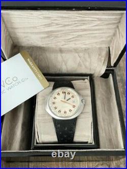 Omega Geneve Dynamic Rare Vintage Men's Watch 1969, Serviced + Warranty