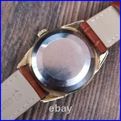 Omega Geneve Rare Vintage Mens Watch, Fully Serviced Plus Warranty And Box