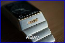 Omega Mega Quartz Marine Chronometer Vintage 198.0082 Cal 1511 VERY RARE
