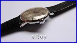 Omega Oversized caliber 30T1 vintage watch handwinder RARE