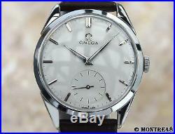Omega Rare Swiss 1958 Mens Calibre 267 Manual Vintage 35mm Dress Watch J81