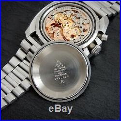 Omega Seamaster Anakin 145.023 861 Chronograph Serviced Original RARE Vintage 70