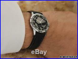 Omega Seamaster Cal 285 Vintage 35mm Mens Rare c1960 SS 1960s Watch N233