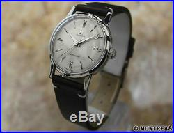 Omega Seamaster Cal 520 Rare Men 33mm Swiss Made Manual Vintage 1960 Watch AS287