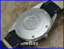 Omega Seamaster Cal 565 Rare 36mm Men's Swiss Made Auto Vintage Watch JL272