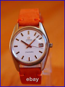 Omega Seamaster Cal 565 Rare Men's Swiss Made Automatic Vintage Watch NV200