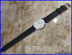 Omega Seamaster Cal 613 Rare Men Swiss Made 1960 Manual 34mm Vintage Watch N204