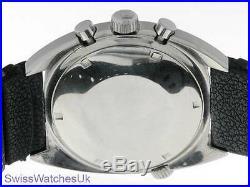 Omega Seamaster Chronograph Rare Model Vintage Watch