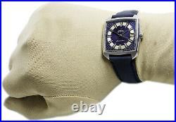 Omega Seamaster Compressor Original RARE Dial 166.042 Men Vintage Wrist Watch