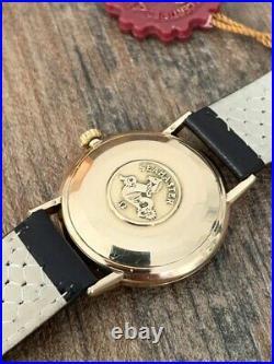Omega Seamaster De Ville Rare 18k Vintage Men's Watch 1967, Serviced + Warranty