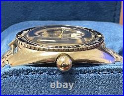 Omega Seamaster Deep Blue Rare Original 166.073 Automatic Vintage 120 Diver