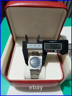 Omega Seamaster. Rare Reference. 35mm. Vintage. Fully Serviced
