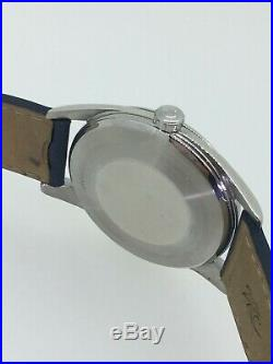 Omega Seamaster ref 2938-1SC, Cal 284 Rare Two-Tone Pie Pan Dial Watch, c1956