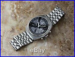 Omega Speedmaster 4.5 Vintage 1980s 42mm Rare Chronograph Men's Watch LV108