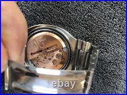 Omega Speedmaster Automatic TV Screen Ref 176.0014 Cal 1045 Watch Vintage Rare